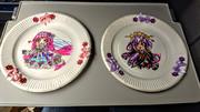 紙皿花騎士