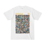 シンプルデザインTシャツ ANIMAL☆TANKER(KHAKI)