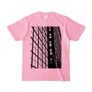 Tシャツ ピーチ S-Building