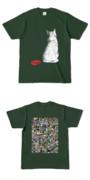 Tシャツ フォレスト CAT_TANKER