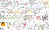 しりとりの森2020/03/22