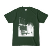 Tシャツ フォレスト Shinjuku_Building