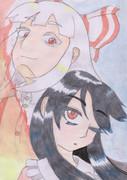 日本語読めない卓様より紅蓮さんと蒼海さん