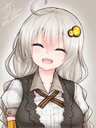 笑顔のキミ
