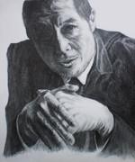 矢沢永吉を描いてみた。