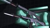 【MMD】7mmCombatRifle【配布】