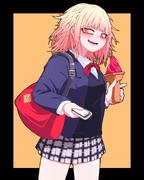 中学生トガ