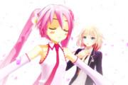 桜えっちゃんを見て幸せな気持ちになるONEちゃん