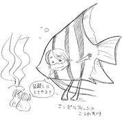 【アルフィー】ALFEEかわいい顔してハンター坂崎幸之助というエンゼルフィッシュ