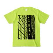 Tシャツ ライトグリーン S-Building