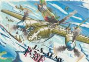 米陸軍航空隊 P-38F lightning