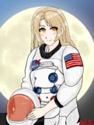 【速報】ヒューストンさん、艦娘初の宇宙飛行士に任命へ