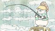 ナニかは霧で釣ってみる