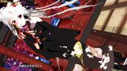 【MMD】銀、お誕生日おめでとぅ!(*`ω´*)o