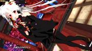 【MMD】銀・・・誕生日おめでとぅ!(*`ω´*)oそにょにぃ