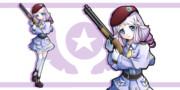 癒し系陸軍少女【リル】