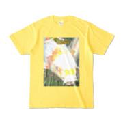 Tシャツ イエロー 人面魚ちゃん