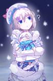 冬服シロさん