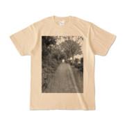 Tシャツ ナチュラル GREEN_ROAD