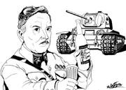 赤軍の大きな溜壺~ソ連邦元帥 クリメント・エフレモヴィチ・ヴォロシーロフ