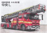 首都消防局 中央消防署「中央L」