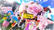 【第12回東方ニコ童祭ED絵】雲山もふもふ!