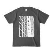 Tシャツ チャコール S-Building