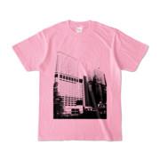 Tシャツ ピーチ Shinjuku_Building