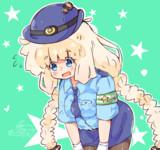 新人警官あかりちゃん