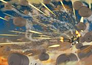 いいねの数だけミサイルを覇者したへビア