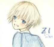 Z1さんとお絵描き練習