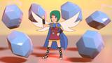 菱形二十面体と天使勇者
