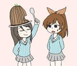 すてきな帽子