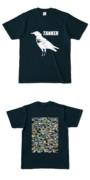 Tシャツ ネイビー CROW★TANKER