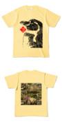 Tシャツ ライトイエロー TTペンギン