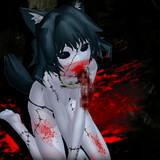 【MMD】「血肉を喰らう」(グロ注意!)