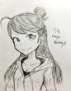 アヤさん誕生日おめでとう!