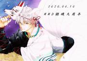 祝!MMD銀魂9周年!!