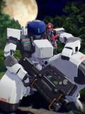 天児A2+ 装甲歩兵