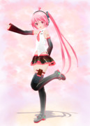 桜ネルちゃん!