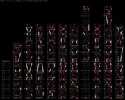 [ミリシタ譜面] VIVID イマジネーション (MM)