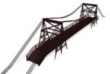 bst20200412会津柳津の木橋