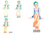 No.1 エウレカ(最新2020年版と過去絵比較)