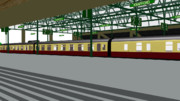 [MMDモデル配布]イギリス国鉄 MK1 客車