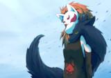 狼の威を狩る狐