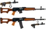 Falloutシリーズより、AK-112 5mm Assault Rifle(4回目)