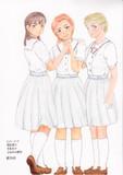 コピック着色 創作ユニット「QueN(クエン)」 服部瞳子