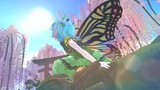 ー蛹を破り、蝶は舞う