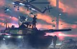 MAL-人類軍残骸回収部隊