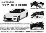 マツダ・RX-8 後期型【MMDモデル配布】